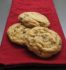 Chocolate Chip Cookies - Gluten, casein and soy free.