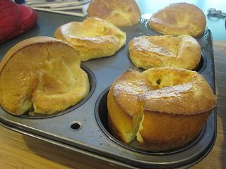 Gluten, casein and soy free popovers